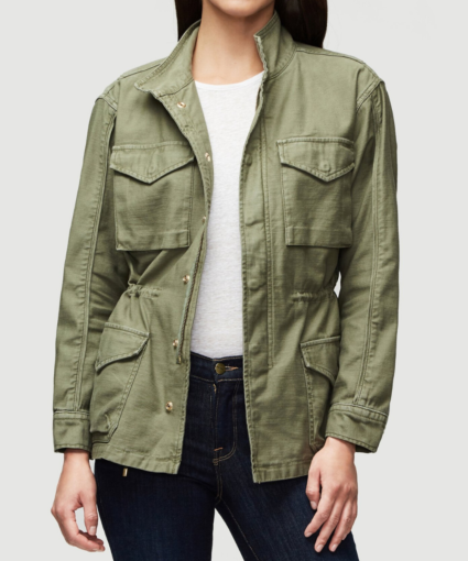 frame service jacket military