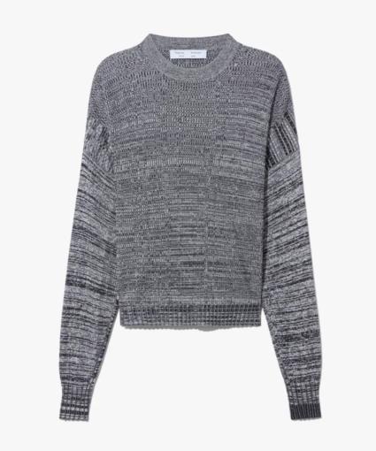 marled sweater proenza schouler