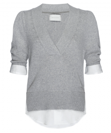 Lucie Layered Vee Looker