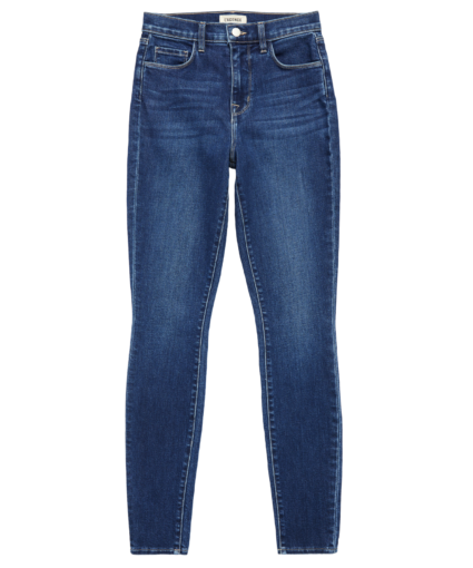 monique ultra high rise skinny jean byers l'agence