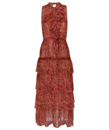 Jules Dress Bohemian Paisley Misa