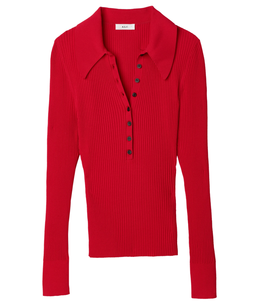 lance top lychee red a.l.c.
